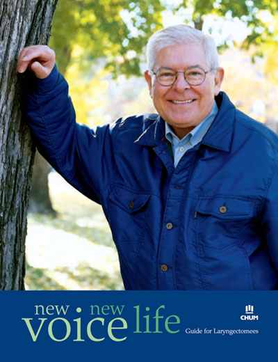 New Voice • New Life : Guide for Laryngectomees